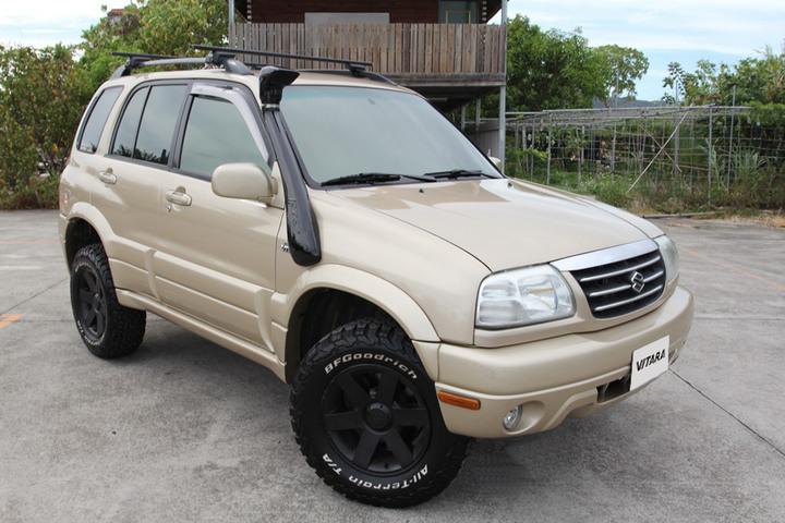 越野風範 2004年 鈴木 GV 2.0 四輪傳動 4WD 貨車版