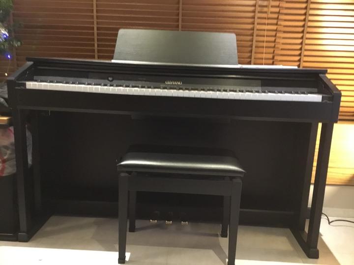 Casio AP460 數位電鋼琴