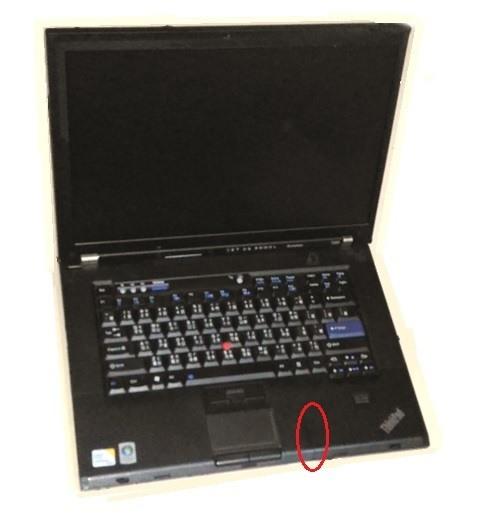 LENOVO ThinkPad T500商務機/15.4吋,T9400,4GRAM,獨顯/非T400,W500