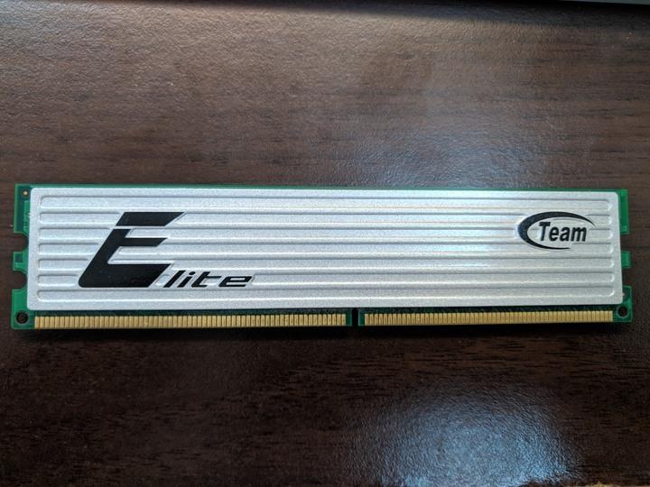 TEAM 十銓 Elite DDR2 800 1GB RAM 桌上型電腦 記憶體 1GB