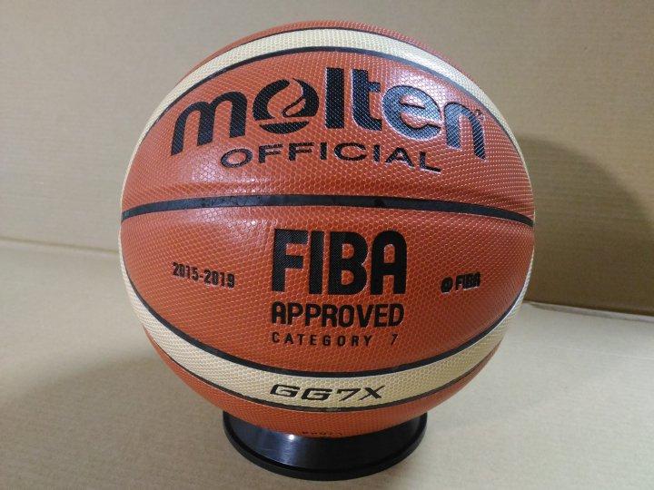 Molten FIBA官方指定比賽籃球GG7X