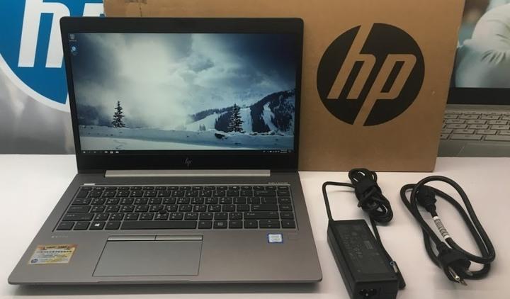 HP ZBook 14u G5 i7行動工作站