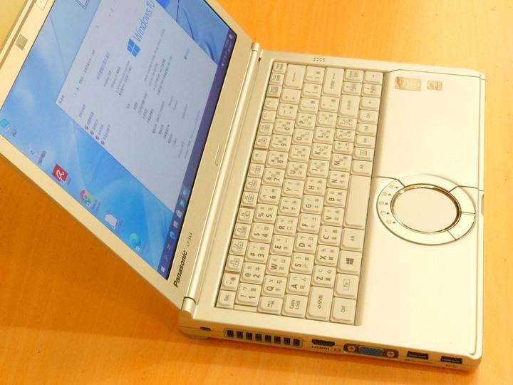 日本製 九成新 Panasonic Toughbook CF-SX4 商務筆電