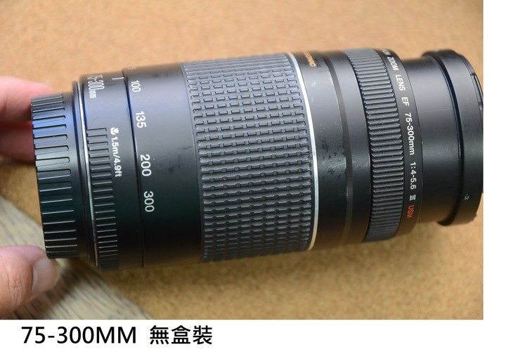 CANON 75-300 III  [新竹小吳 75-300 望遠]
