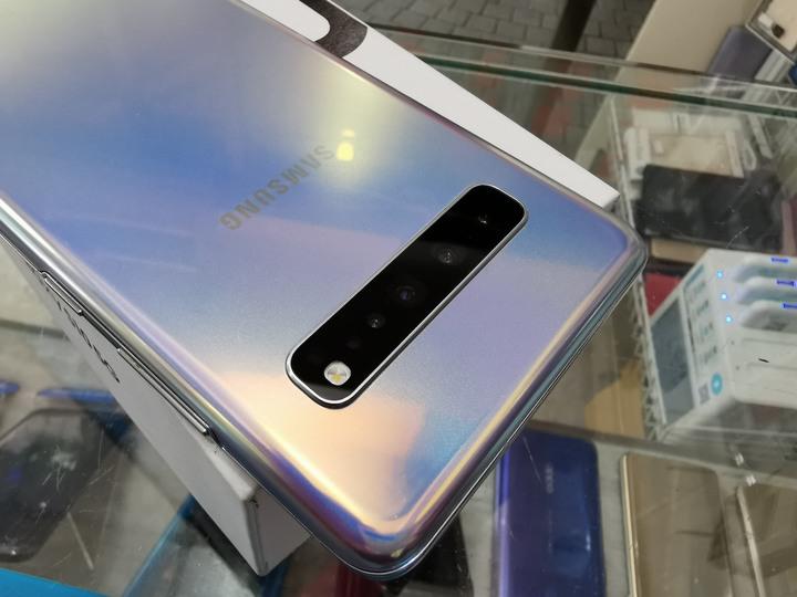三星S10 5G版 256G 美版 銀色