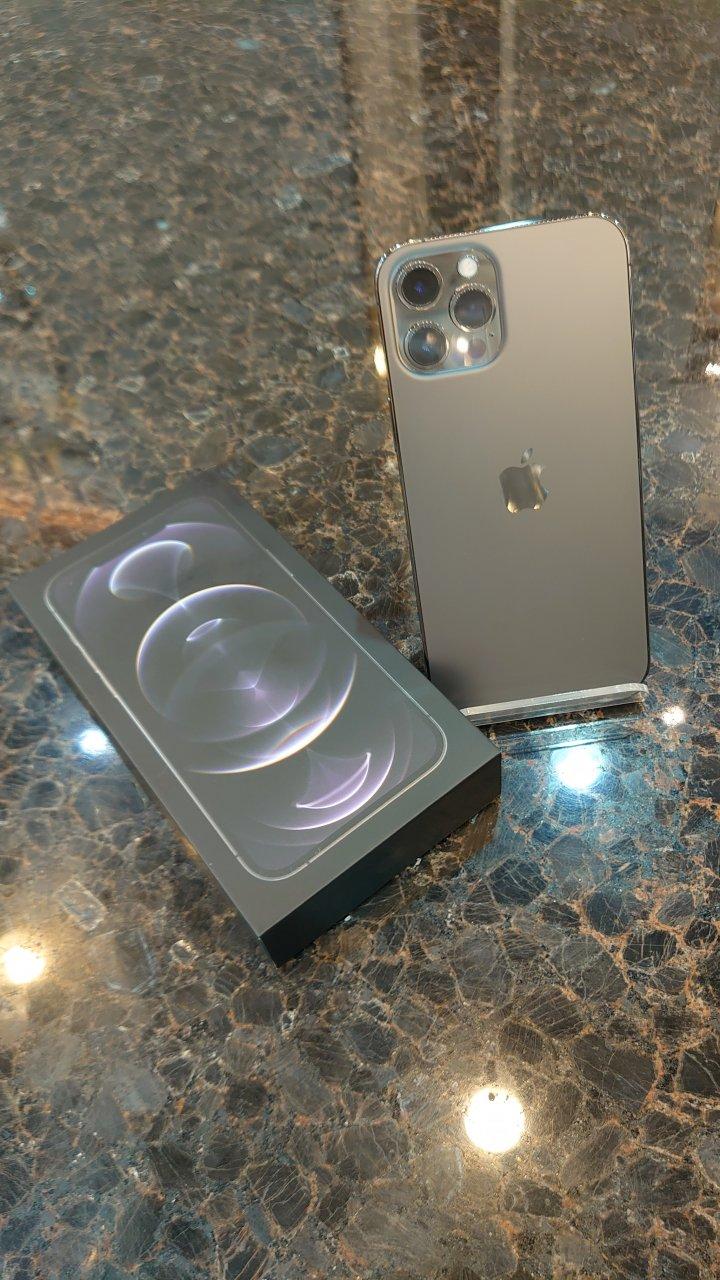 I Phone12pro Max 256G 全機無傷完美 保固至110/12/17