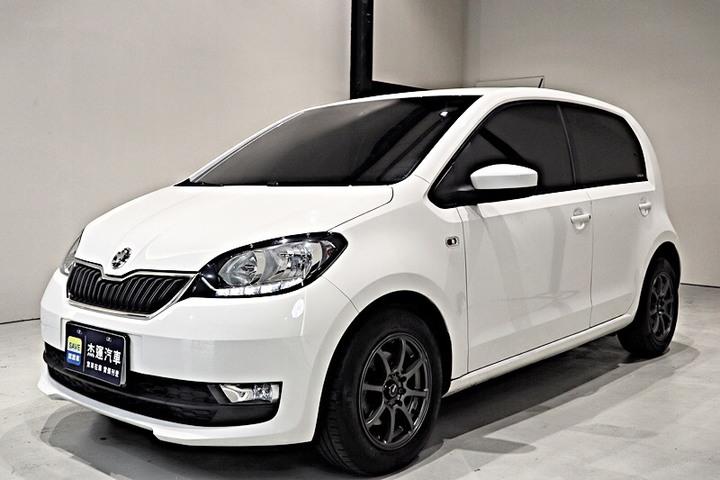 【杰運SAVE實價認證】18年Skoda Citigo 省油 省稅 小排氣 都市型小車