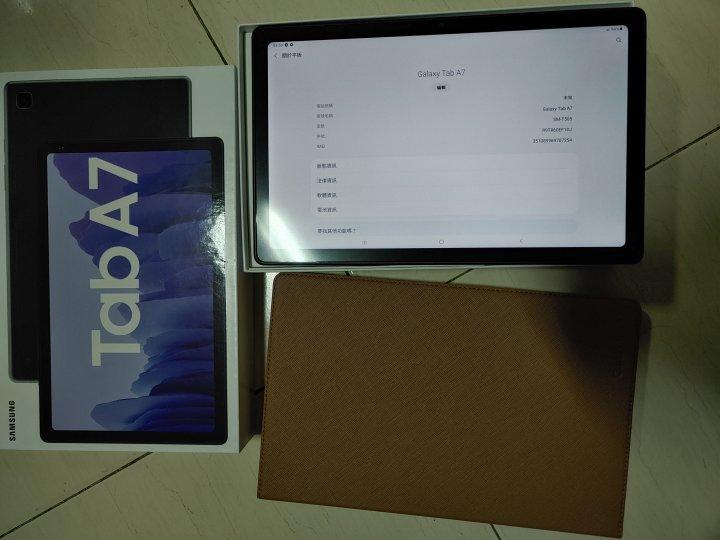 Samsung tab a7 3g/32g LTE