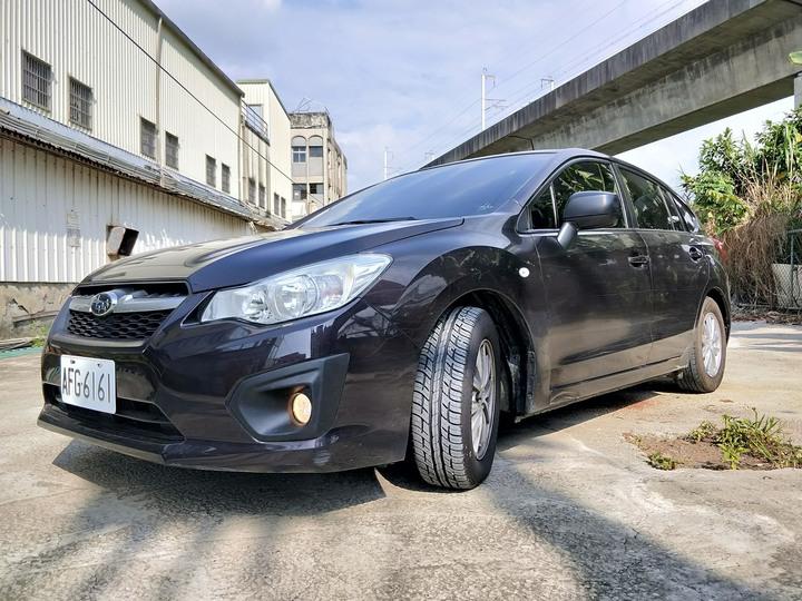 ✨2013 Subaru Impreza(NEW) 1.6i AWD✨  超值售價34.8萬