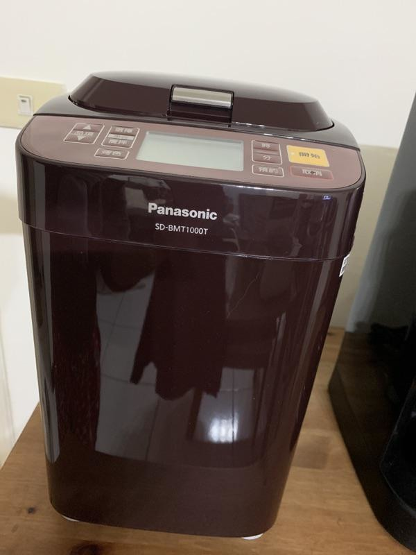 Panasonic SD-BMT1000T 製麵包機