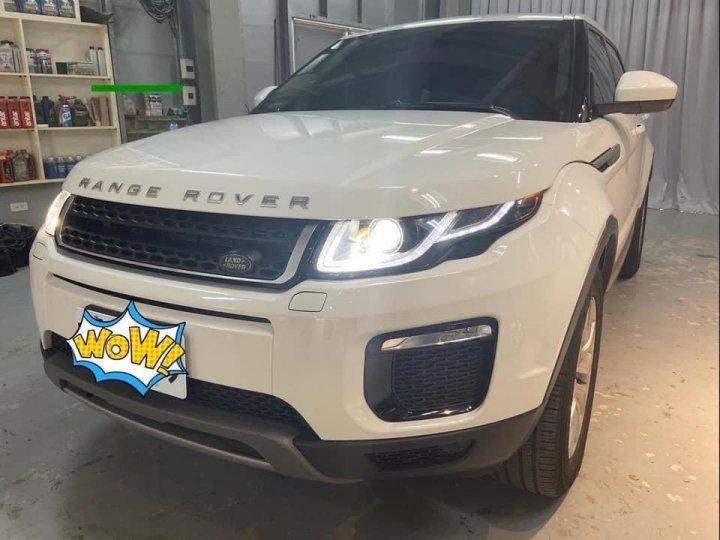 高雄售 2018年Land Rover/荒原路華 Evoque 2.0 Si4 HSE ?