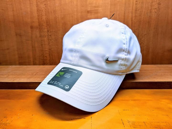 Nike Sportswear Heritage86 Cap 運動老帽 棒球帽 銀勾 943092-100