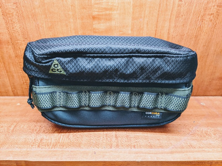 Nike ACG Karst Small Items Bag 機能腰包 抗撕裂 Cordura CK7511-010