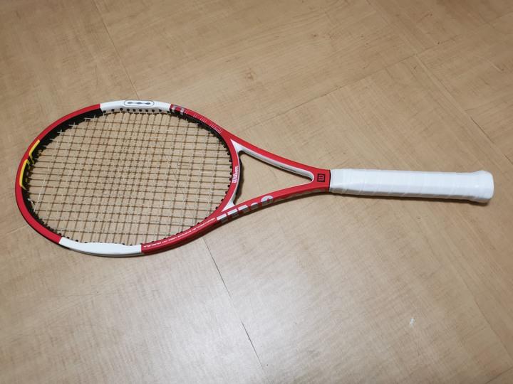 Wilson nSix-One Tour 90 網球拍
