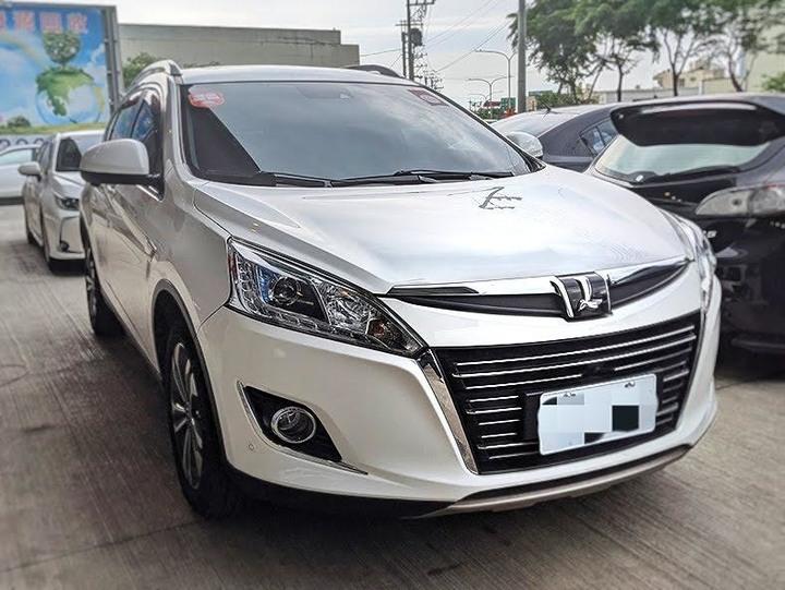 【中古車 二手車】2016 納智捷 LUXGEN U6 2.0 白
