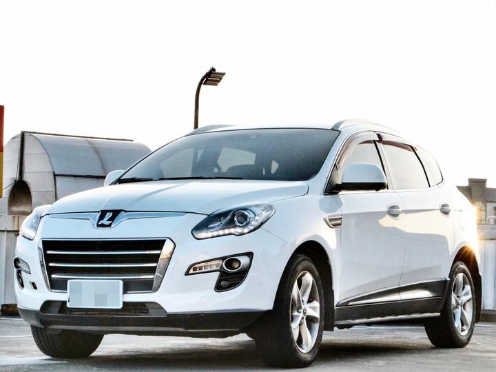 【中古車 二手車】2013 LUXGEN 納智捷 u7 2.2 白【配備齊全、高 cp 值休旅】
