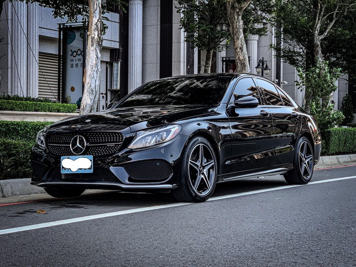 2017年式Mercedes-Benz C43 AMG  未領牌