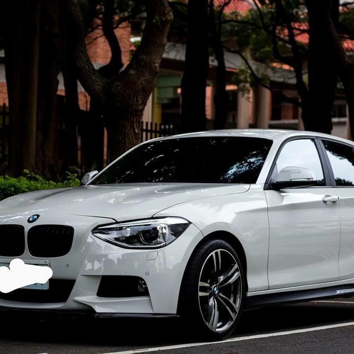 2014 BMW118i  僅跑八萬公里 跑少