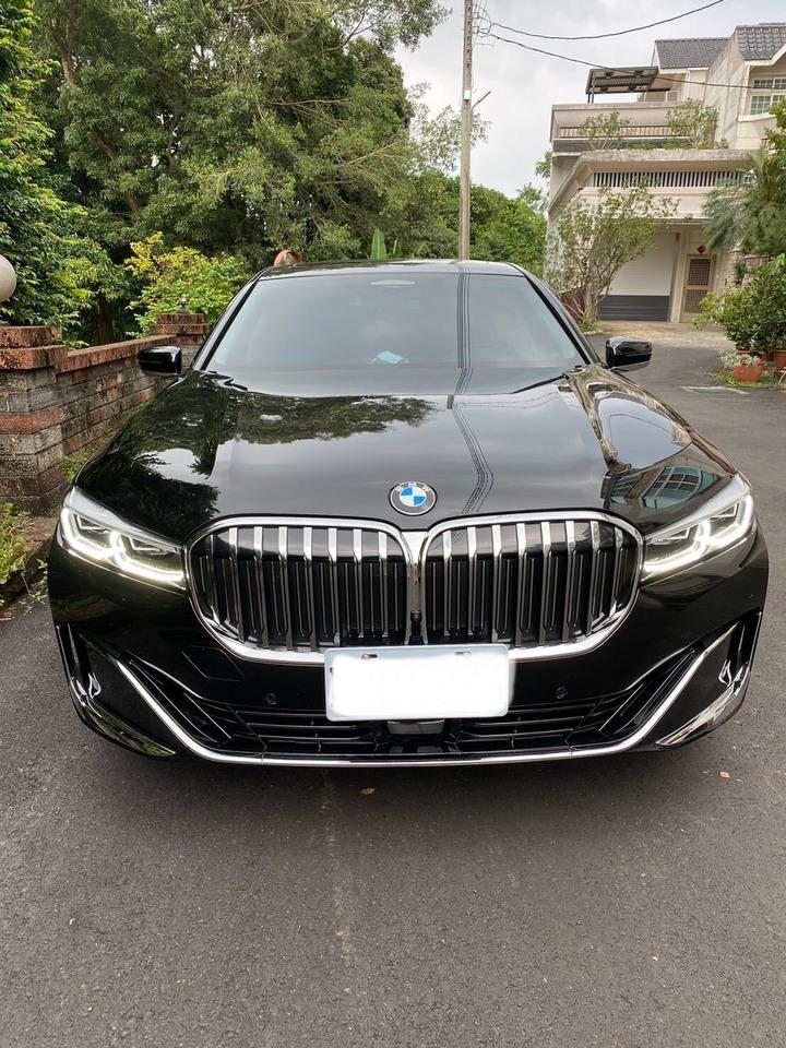 2019年BMW 740Li  買回去享受差價