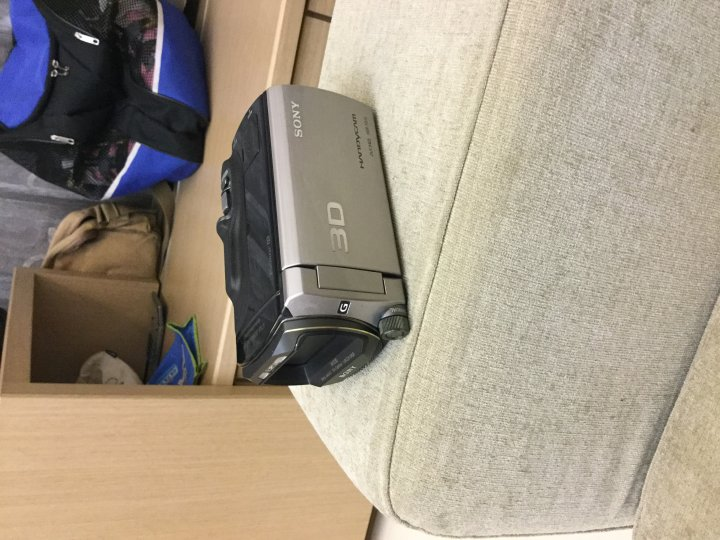 自售sony  td10 3d攝影機