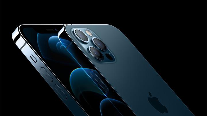 iPhone 12 Pro Max 128GB(太平洋籃)