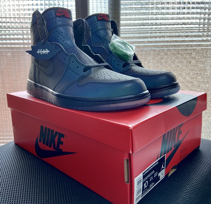 Air Jordan 1 高筒 Zoom Fearless