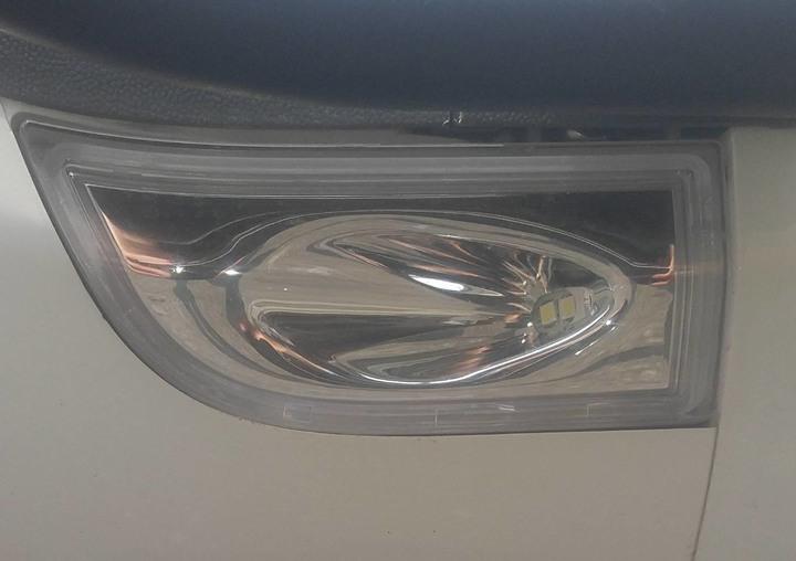 GOGORO 2 光感應 照地燈 二手