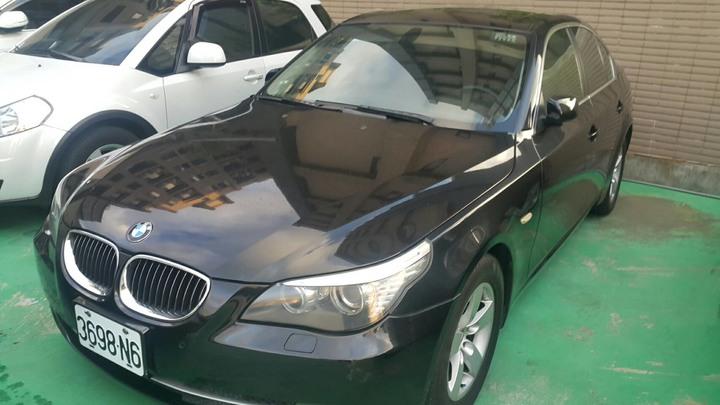 BMW E60 新大五 523i線傳