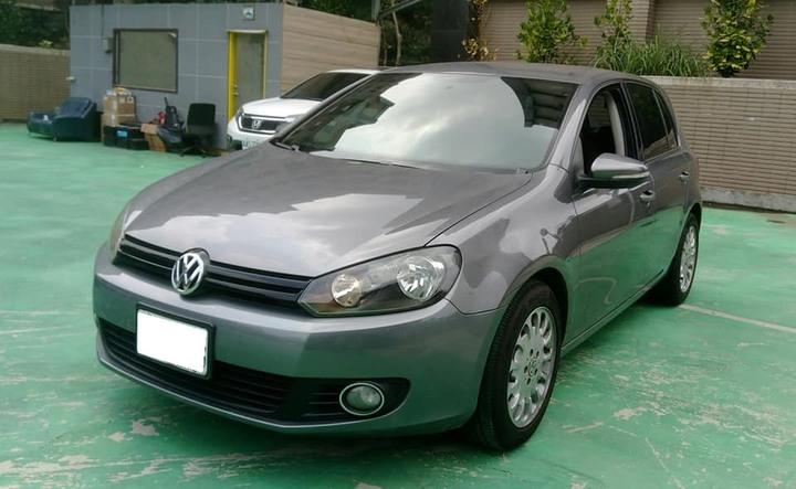2010 VW GOLF 1.6