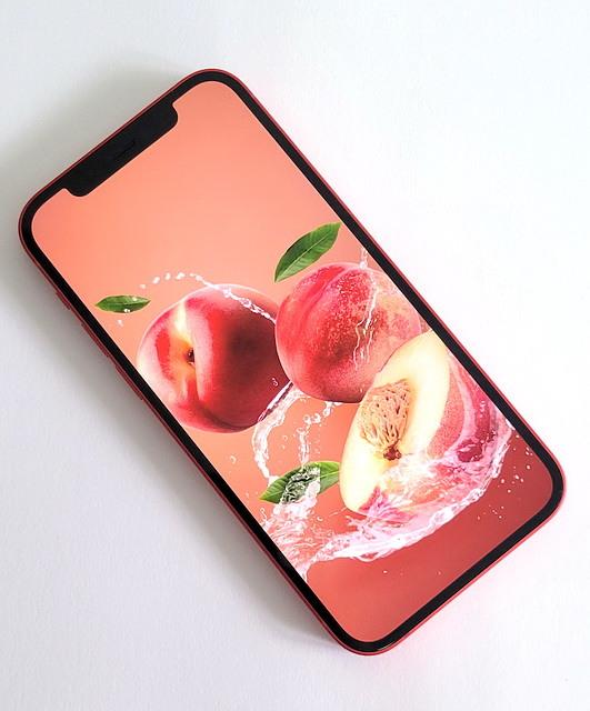 iphone12 紅/64G/保固至2022/2/1~~18700元台南面交價