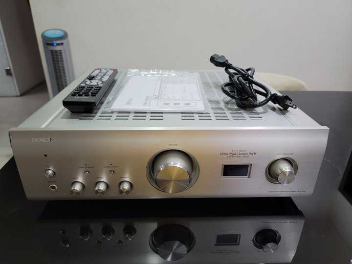 Denon PMA-1600NE 二聲道綜合擴大機