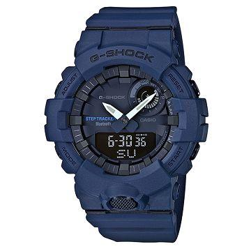 全新 CASIO G-SHOCK 城市運動系列藍芽錶-藍 GBA-800