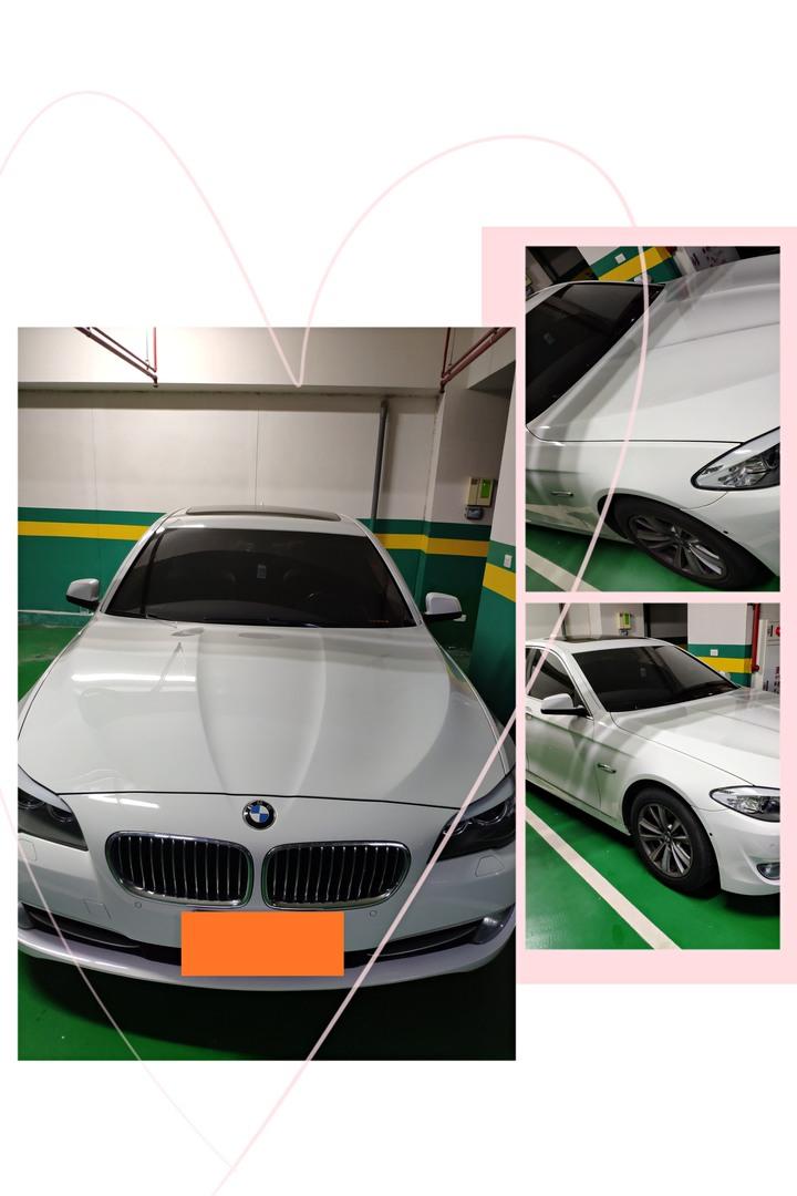 2012/13年款 F10 520I 白色(總代理)車庫車