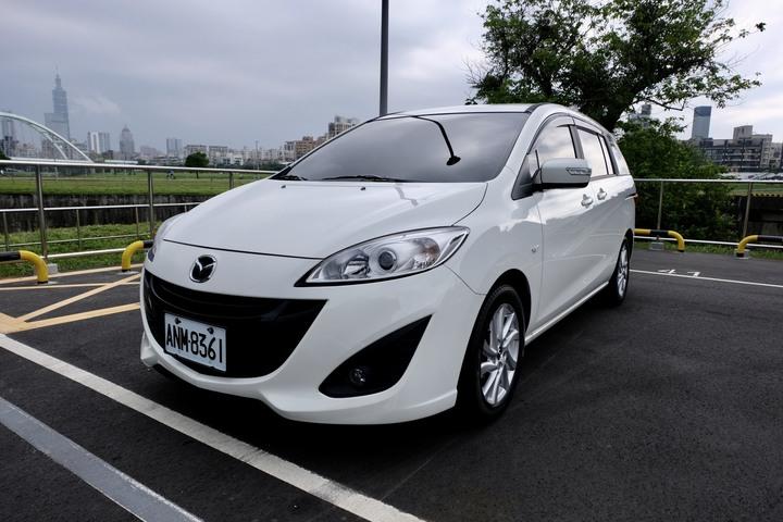 [車主自售] Mazda 5 一手原漆原鈑件 僅跑2萬公里