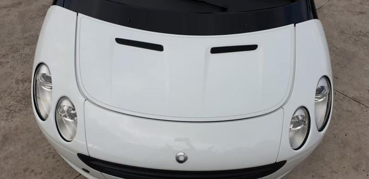 羅密歐工作室 可愛熊貓車 smart forfour 1.5 五門掀背都會車
