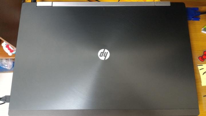 HP Elitebook 8570W筆電軍規等級工作站