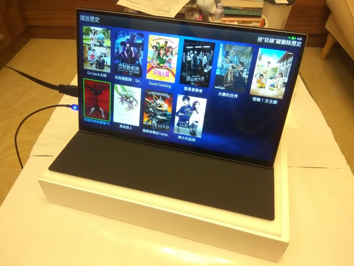 X EQUIP 15.6吋 可攜式螢幕 便攜式顯示器 Type-C 一線通 (switch PS4 NB PC)