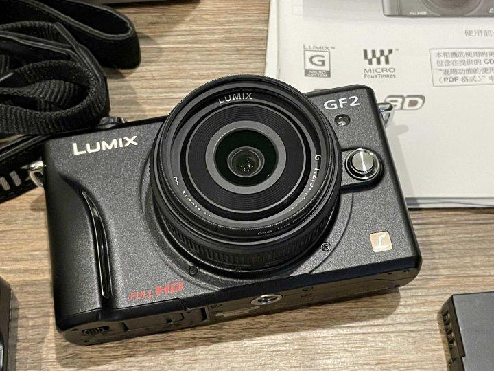 Panasonic GF2+25mmF2.5定焦組