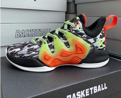 安踏見山一代籃球鞋湯普森kt透氣防滑1代低幫實戰運動鞋