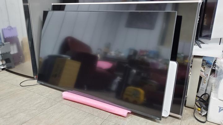 穿透式全面屏 JVC 55型 55KQD 4K 聯網 QLED 液晶電視
