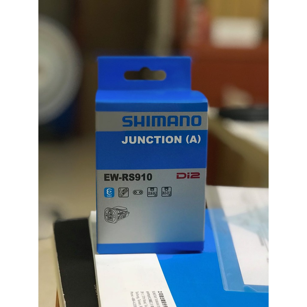 Shimano EW-RS910 Di2 控制器 可藏於車手把或車架內 盒裝新品