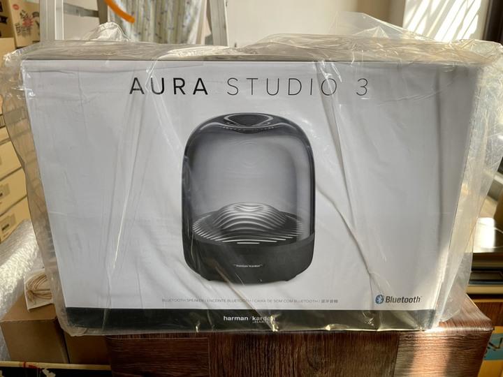 harman kardon ARUA STUDIO 3代 360度全指向藍牙無線喇叭 100W低音 全新品 平行輸入