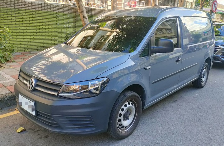 正2018  VW CADDY MAXI VAN 1.4 TSI