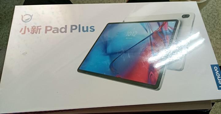 聯想 小新Pad Plus 全新未拆