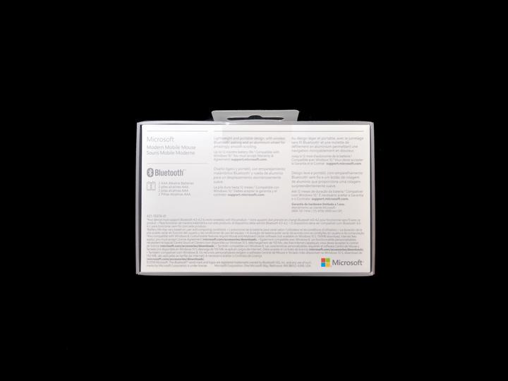Microsoft Modern Mobile Mouse Surface 微軟 時尚 行動 滑鼠 藍牙 無線 藍光