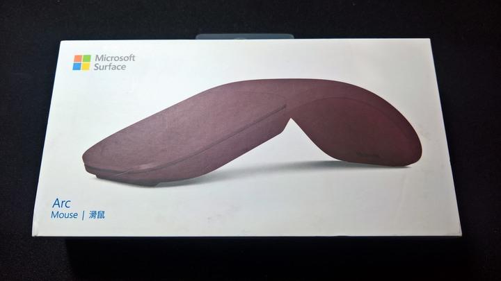 [九成新] Microsoft Surface Arc Mouse 微軟 藍芽 無線 光學 滑鼠 bluetrack