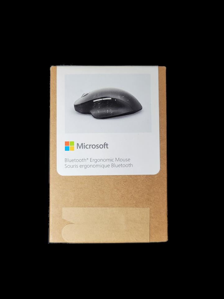 Microsoft Bluetooth Ergonomic Mouse Surface 微軟 藍牙 人體工學 滑鼠 無線 藍光