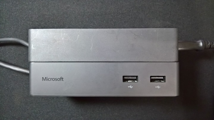 Microsoft Surface Dock 微軟 擴充基座 V4 PD9-00001