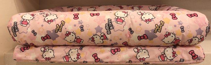 Hello Kitty 拆洗式 寵物 貓 / 狗 睡床組 沙發 防水