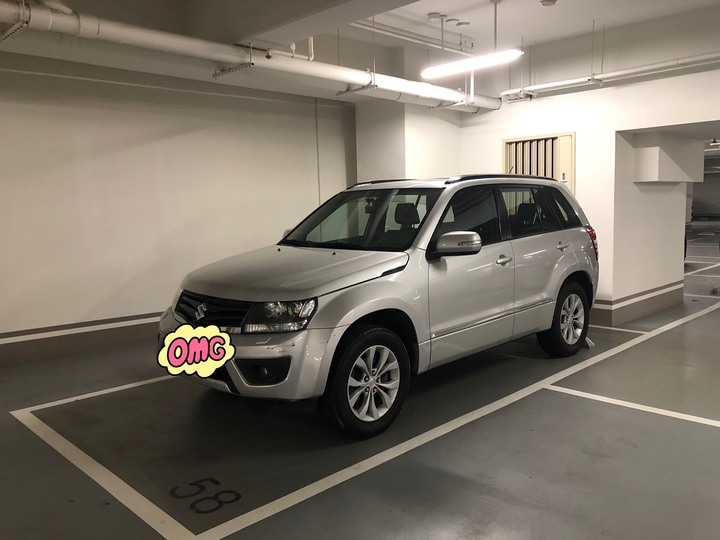 Suzuki/2013年/VITARA/2.4/4WD